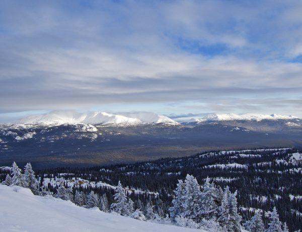 Road trip jusqu'au Yukon